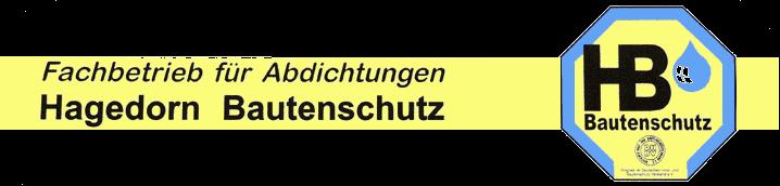 Hagedorn Bautenschutz | Fachbetrieb für Abdichtungen