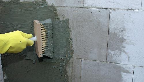Hagedorn Bautenschutz, Innenabdichtung